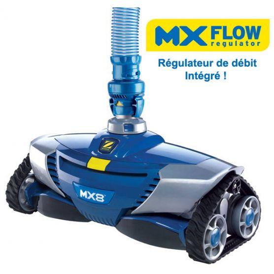 Robot Zodiac MX8 avec régulateur de débit