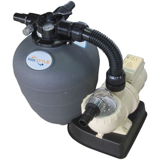 Kit Filtration à Sable Pool Style